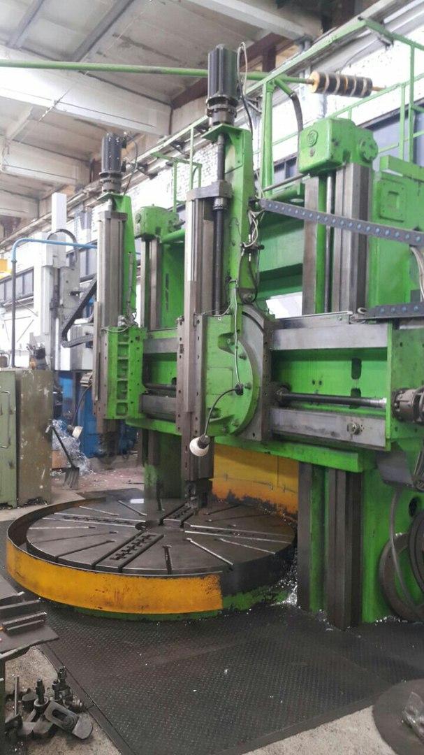 SEDIN CNC Ram Type Vertical Borer in very nice condition
