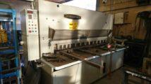 JAROMET CNC Press Brake, technical training school machine